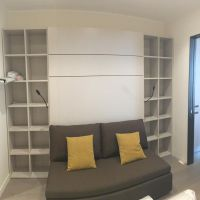 Studio - Montaigne - Carré d'or - uso misto -