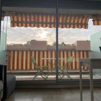 Studio face aux plages du larvotto et proche commerces