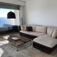 2 room apt in Larvotto with panoramic view