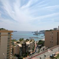 Florestan - 4 Bedrooms Apt - Larvotto - sea view