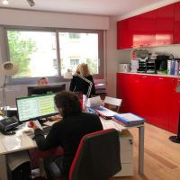 Office Use or Residency 2 rooms Chateau Azur