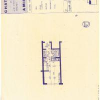 GRAND STUDIO BOULEVARD D'ITALIE