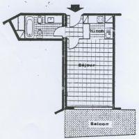 Grand Studio - Les Ligures-  Vue mer - Residence avec Piscine Tennis et salle de sport