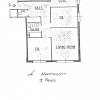 Monte Carlo - Westmacott - 2 bedroom apartment