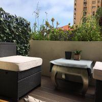 Petit studio avec terrasse