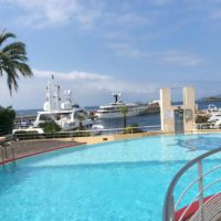 FONTVIEILLE - 3 BEDROOM APARTMENT - SEA VIEW ON THE PORT