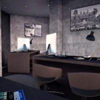 """Beaux bureaux indépendants dans le """"Carré d'Or"""""""