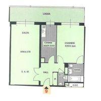Estoril - Appartamento con 1 camera