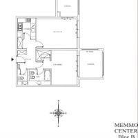 THE MEMMO CENTER-2 Pieces