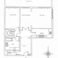 IL MEMMO CENTER - 2 camere appartamento in perfette condizioni
