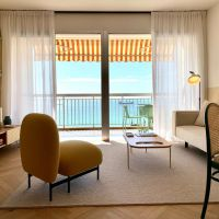 THE CASABIANCA - 3 rooms apartment with Sea View