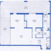 Le Montaigne - 2-bedroom apartment
