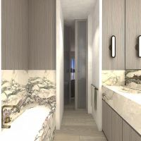Seaside Plaza - 4 pièces en cours de rénovation luxueuse - Sous offre