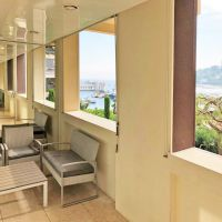 Seaside Plaza bloc C - Beautiful and renovated 1 bedroom - Harbour view