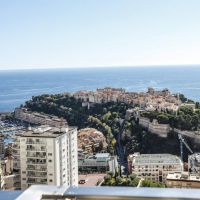 Monte Carlo View - Spacious two-bedroom apartment