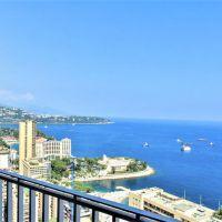 Monaco/ Luxueux 3 pièces avec vue mer