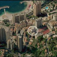 Monaco / Villa Annonciade / Cellar