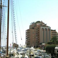 Monaco / Studio rénové avec une superbe vue mer