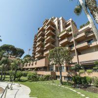 Monaco: Terrasses du Parc Saint Roman, beautiful 2 room flat