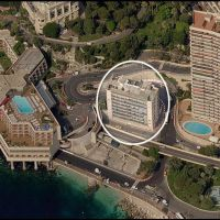 Monaco / 3 rooms apartment with beautiful sea view located in the golden square