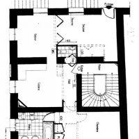 3-room apartment usage mixte in Condamine