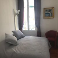 2 renovated rooms with sea view