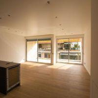 Renovated apartment