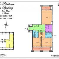 3 camere in una residenza prestigiosa