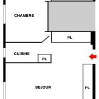 GOLDEN SQUARE ONE BEDROOM MIXTE USE