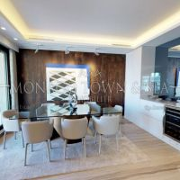SPLENDID FURNISHED 3-BEDROOMS APARTMENT COMPLETELY RENOVATED