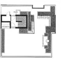 Triplex avec roof - 3 pièces au Jardin Exotique