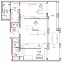 Amazing three roomed property (work in progress)