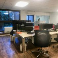 SPACIOUS AND RENOVATED OFFICES