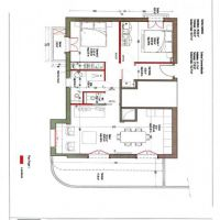 SOLE AGENT- 3 roomed apartment in the Golden square