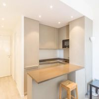 Nicely renovated studio apartment