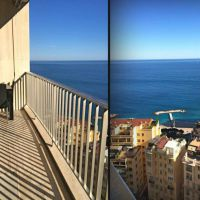 Nice two roomed apartment - sea view