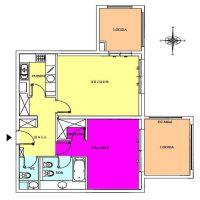 1 bedroom apartment Memmo Center-Fontvieille