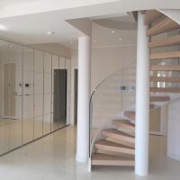 SUPERB TOP FLOOR DUPLEX APARTMENT