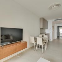 Beautiful two bedroom apartment entirely renovated and furnished with sea views