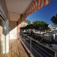 GRAND PRIX DEPARTURE - HARBOUR VIEW - 3 ROOMS & CELLAR - & 2 CAR PARKS