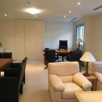 High quality office in a prestigious residence