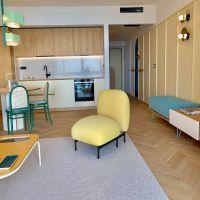 Appartement Unique, Clé En Main Larvotto / Vue Mer
