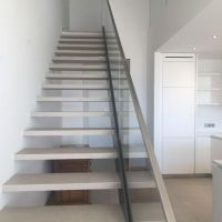 One bedroom duplex apartment in New residence