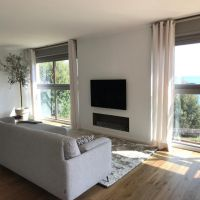 Seasonal Rental - Beautiful contemporary quiet apartment nearby the beaches