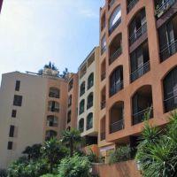 Marina de Fontvieille - Appartement avec jardin