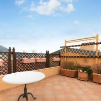 Duplex apartment with roof terrace