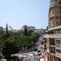 Near the Monte Carlo Casino -