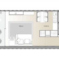 Studio apartment- between the Casino and the beach
