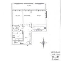 VAST 2 ROOM APARTMENT - LUXURY BUILDING
