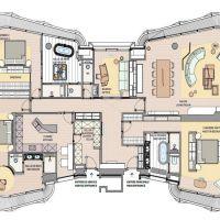Splendid 5-room apartment - Casino Square